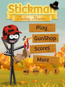 Stickman Turkey Hunter Pro v1.1