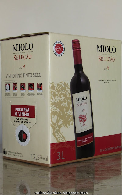 vinho Bag in box