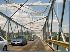 3546 West Virginia - Chester, WV - Lincoln Highway - Newell Toll Bridge to East Liverpool, Ohio