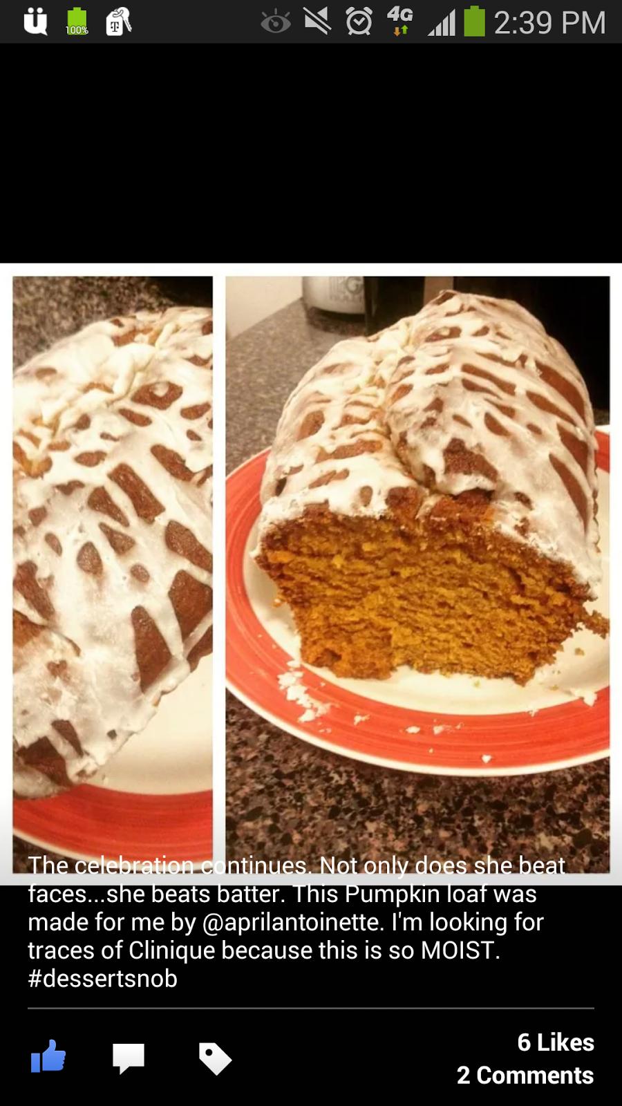 Country Style Magazine Recipes Pumpkin Cake
