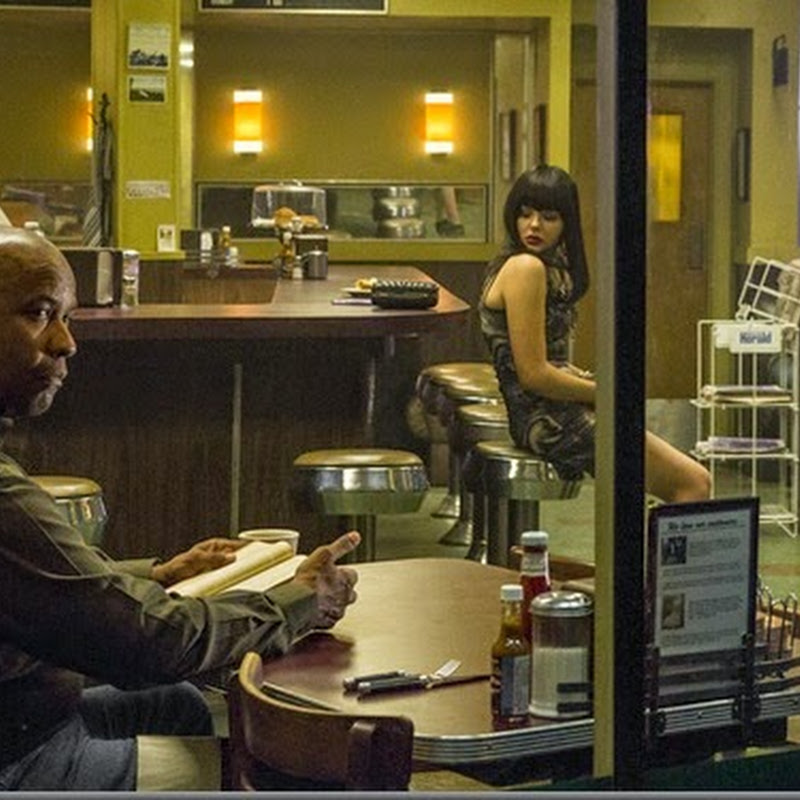 "Chloe Grace Moretz Enlists Help of ""The Equalizer"" (Opens Oct 01)"