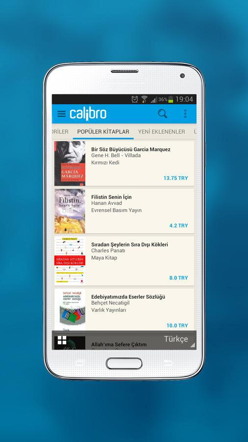 Calibro Store- screenshot