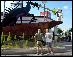 06 - Downtown Disney - Boys will be Boys
