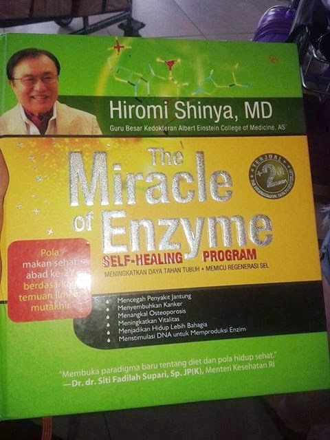 (Review 2014) Miracle of Enzyme