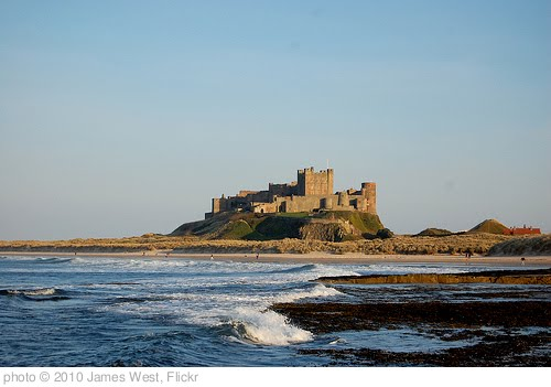 'Bamburgh Castle' photo (c) 2010, James West - license: http://creativecommons.org/licenses/by-sa/2.0/