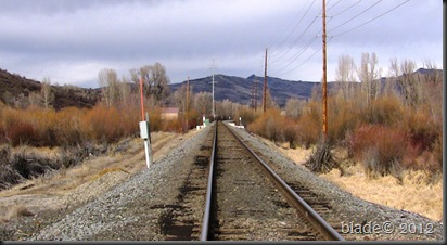 steamboat railroad tracks west