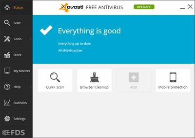 Avast 2015 Free Antivirus