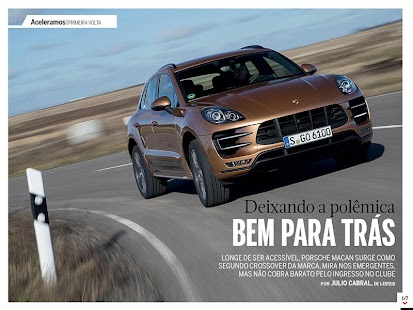 Revista Autoesporte - screenshot thumbnail
