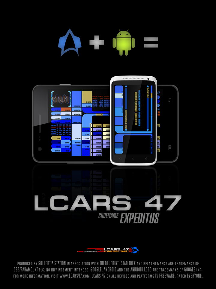 LCARS 47: July 2013
