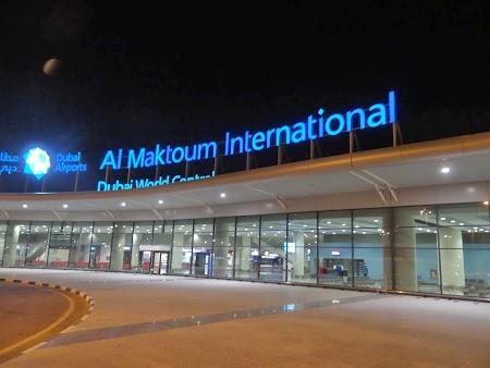 Aeroport Al-Maktoum Dubai