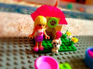 LEGO: 新シリーズ Friends にはまった子供達