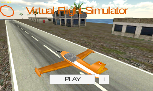 Virtual Flight Simulator Beta