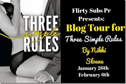 3 simple rules blog tour