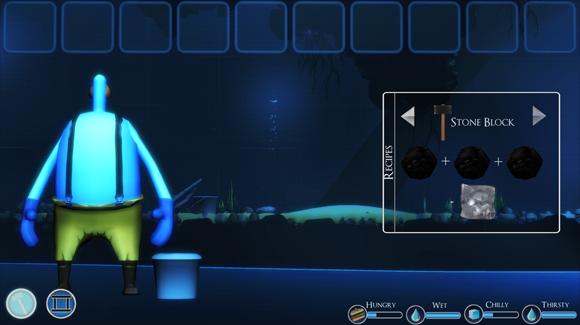 Indie Retro News: Under The Ocean - Sandbox style creation game