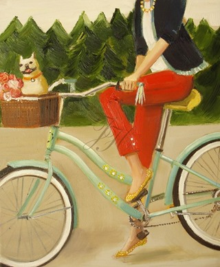 Etsy art: Janet Hill Studio