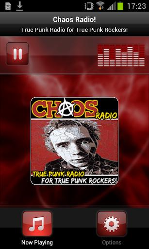 Chaos Radio