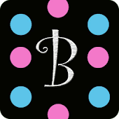 Monogram B Live Wallpaper