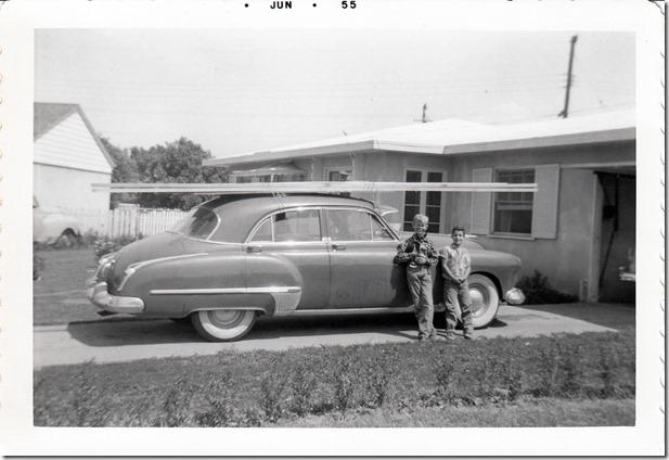 1951 Chevrolet Sedan