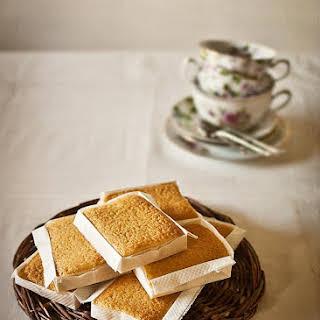 Sobaos, Cantabrian Cake.