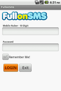 FullonSms - Send SMS for FREE! - screenshot thumbnail