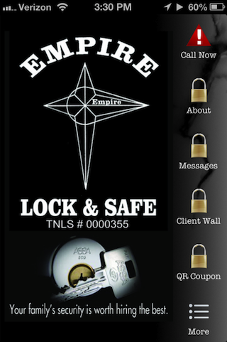 Empire Lock Safe