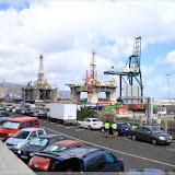 Santa Cruz Frachthafen