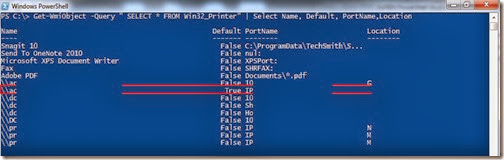 New Delhi PowerShell User Group : PowerShell Tip : Find Default