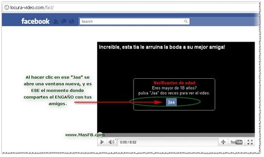 Fraude: locura-video.com | MasFB.com