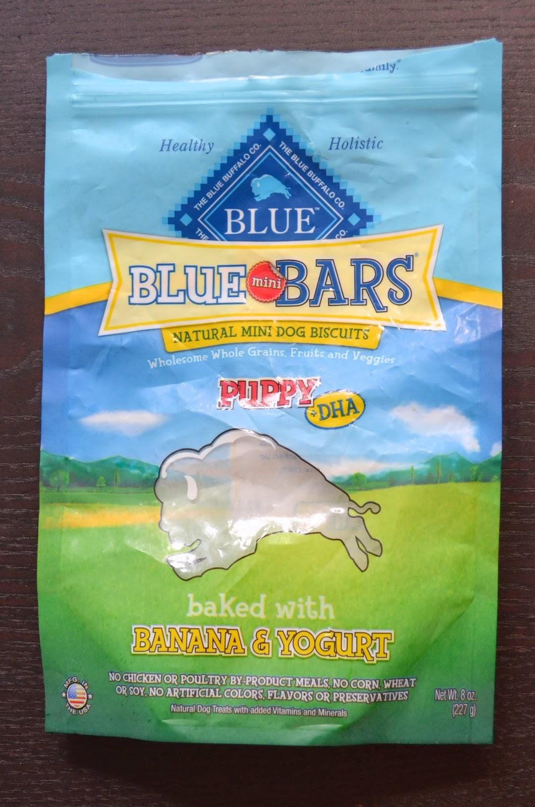 Blue Buffalo Mini Bars