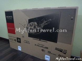Sony LED Full HD TV 17