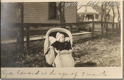 Postcard 1910 Clyde Memory Lane Antiques Erhard