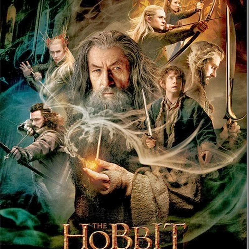 """The Hobbit: The Desolation of Smaug"" Gets Main Poster"