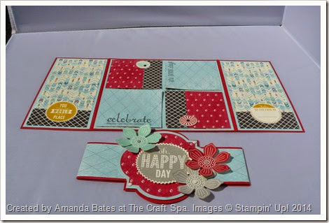 Starburst Sayings, Flashback, 8inch Flip Album, By Amanda Bates, The Craft Spa, 2014-07 (42)