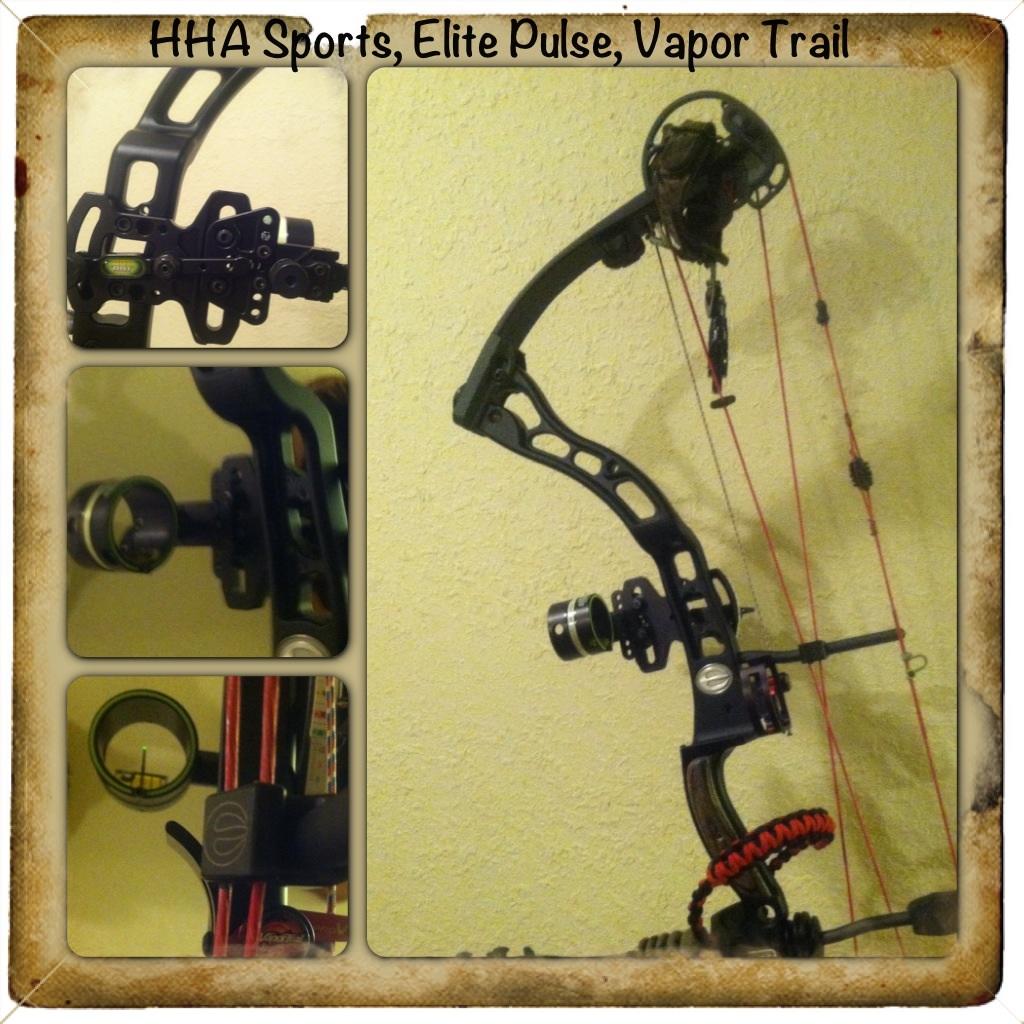 HuntingFreakz: Vapor Trail Archery Custom Bowstrings: My