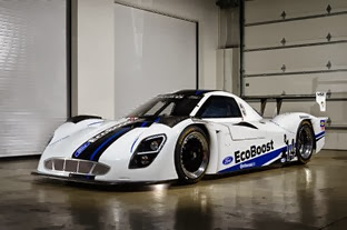 Ford to Debut New EcoBoost Race Engine at 2014 24 Hours of Dayto