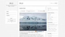Bello blogger template 225x128