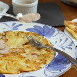 Apple Pancakes.