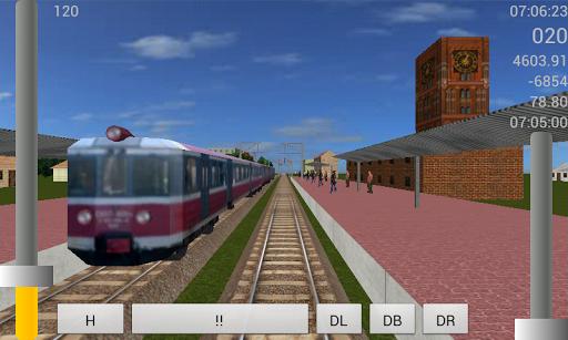 Train Driver - Train Simulator  screenshots 1
