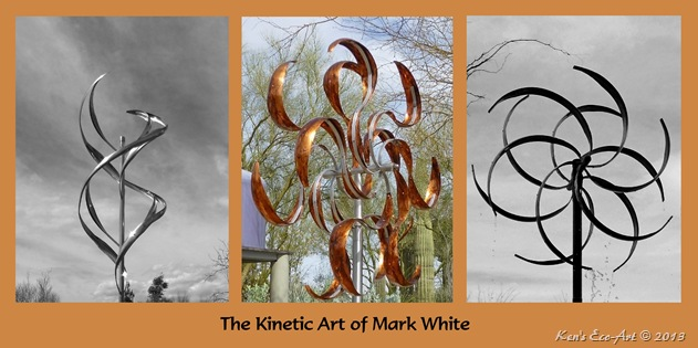 Mark White Kinetic Art