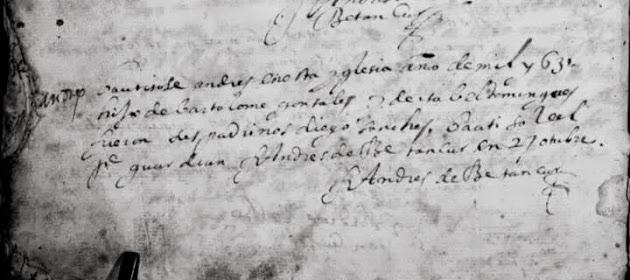 Andres Gonzalez - Baptism Tepetitlan 1630.jpg