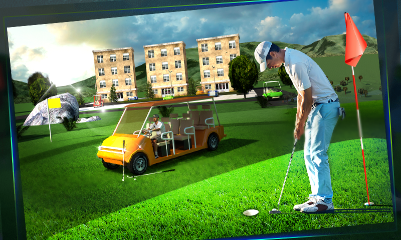 Golf-Cart-Simulator-3D 12