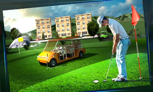 Golf Cart Simulator 3D 1