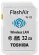 Toshiba Flashair W-03 SDHC