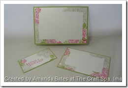 Amanda Bates, The Craft Spa, SU UK demonstrator , Stippled Blossoms, Hello Doily (5)
