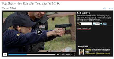 萨拉·阿伦斯(Sara Ahrens_Top Shot_pistol.png)