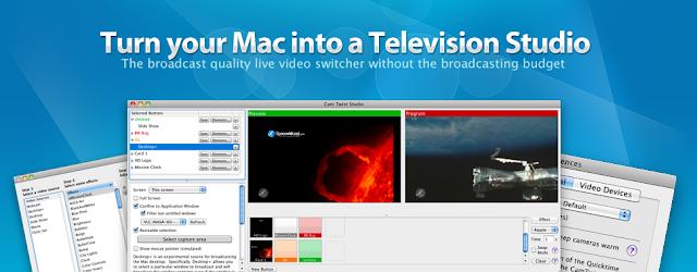Mac OS APP】CamTwist 翻攝Mac 螢幕,幫你製作直播節目| Dr 愛瘋APP Navi