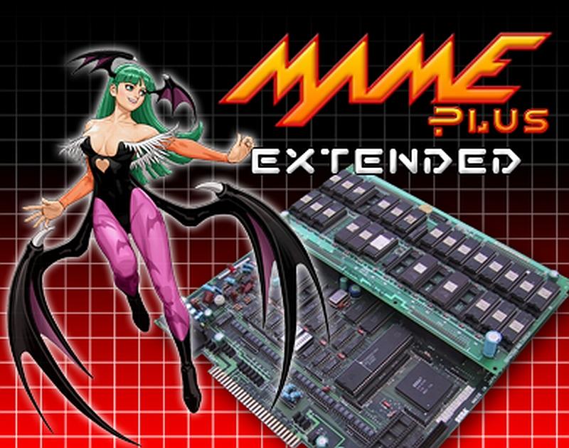 Indie Retro News: MAME Plus! XT v0 148u2 r5070 - Arcade Emulator