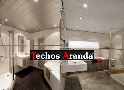 Techos aluminio San Andres La Barca