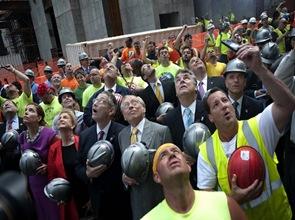 arquitectos 4 World Trade Center