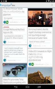 Engadget Mini- screenshot thumbnail